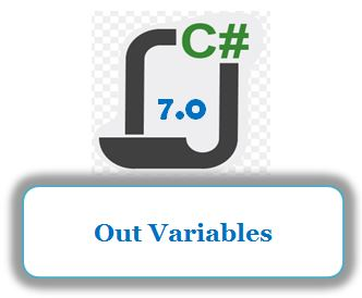 C 7 0 Out Variables Csharp Star